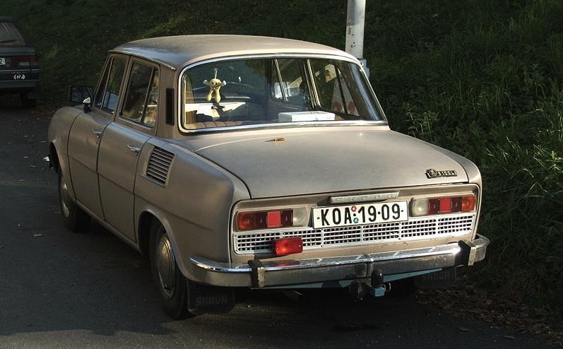 SKODA 110l Limousine VB polizia REPUBBLICA CECA compatibile s100 s110 1969-1976 701 XA...