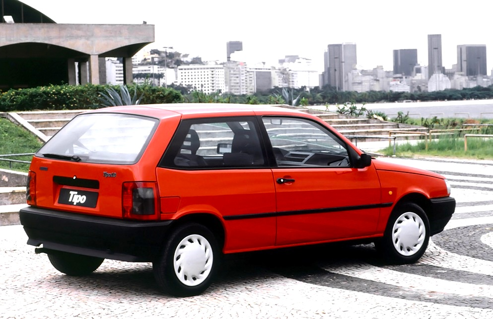 brazil 1995 vw gol back to 1 fiat tipo leads for a month best selling cars matt 39 s blog. Black Bedroom Furniture Sets. Home Design Ideas