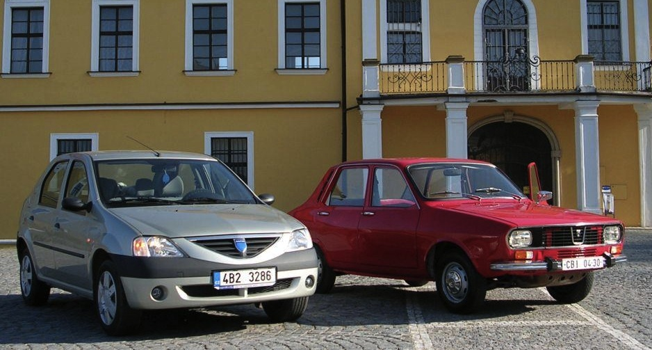 romania dacia solenza takes lead