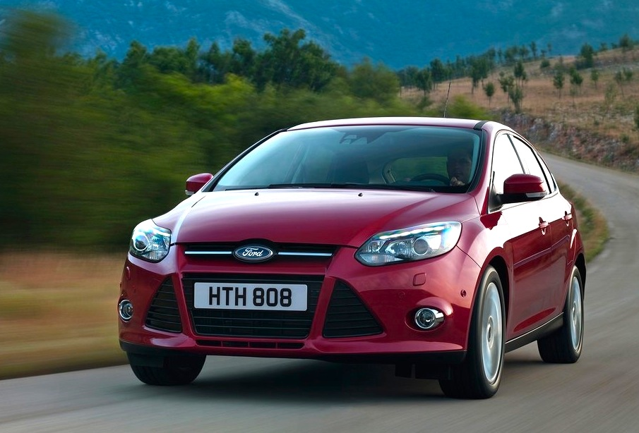 Ford Focus 2011 Uk. The 2011 Ford Focus will be