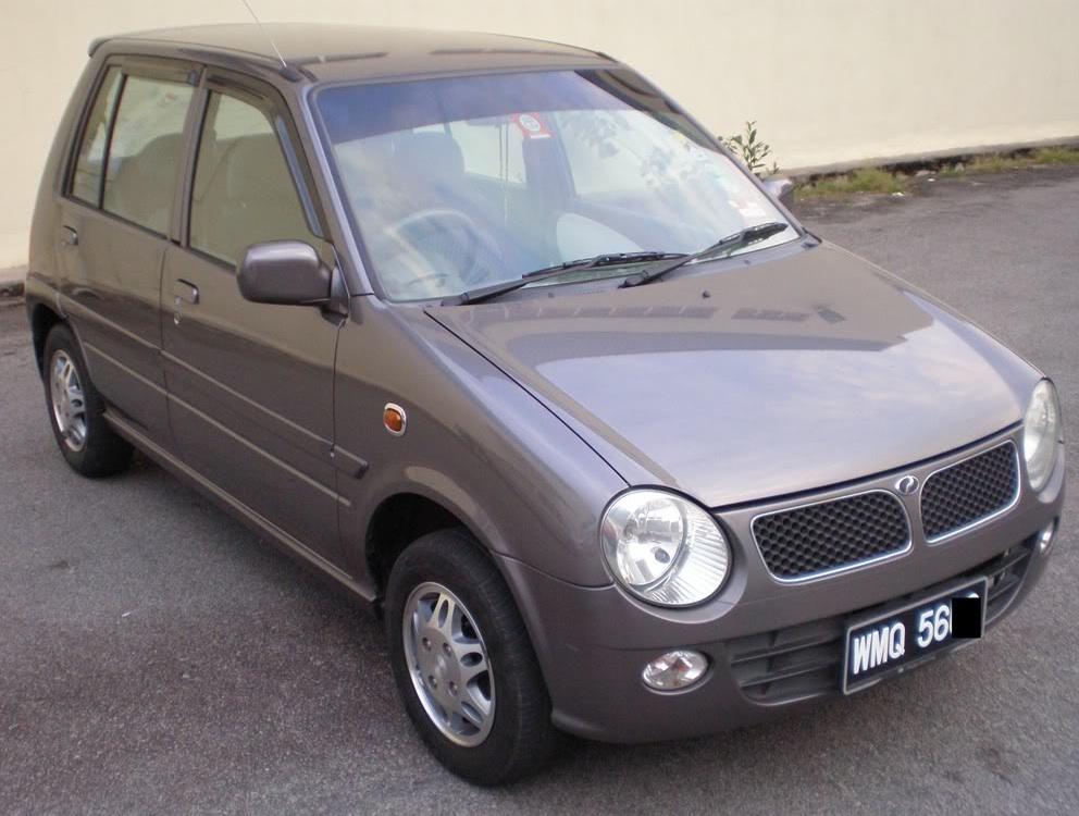Malaysia 2004 2005 Perodua Kancil Takes The Lead Best Selling