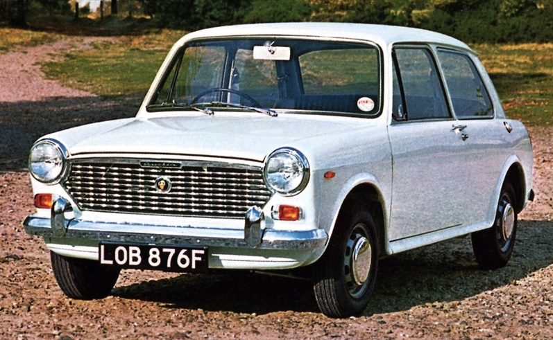 Uk 1965 1966 Austin Morris 11001300 In Charge Best Selling Cars