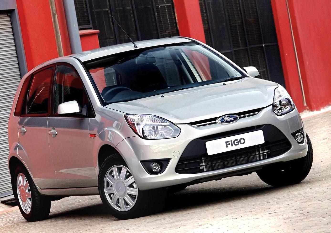 Ford Figo India March B