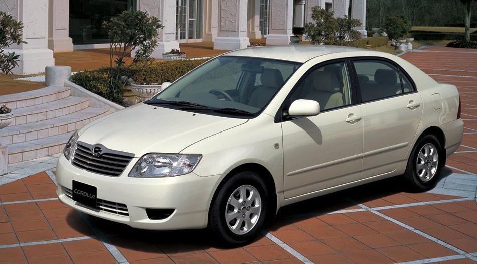 Japan 2004: Toyota Corolla, Honda Fit and Nissan Cube on podium | Best Selling Cars - Matt's blog