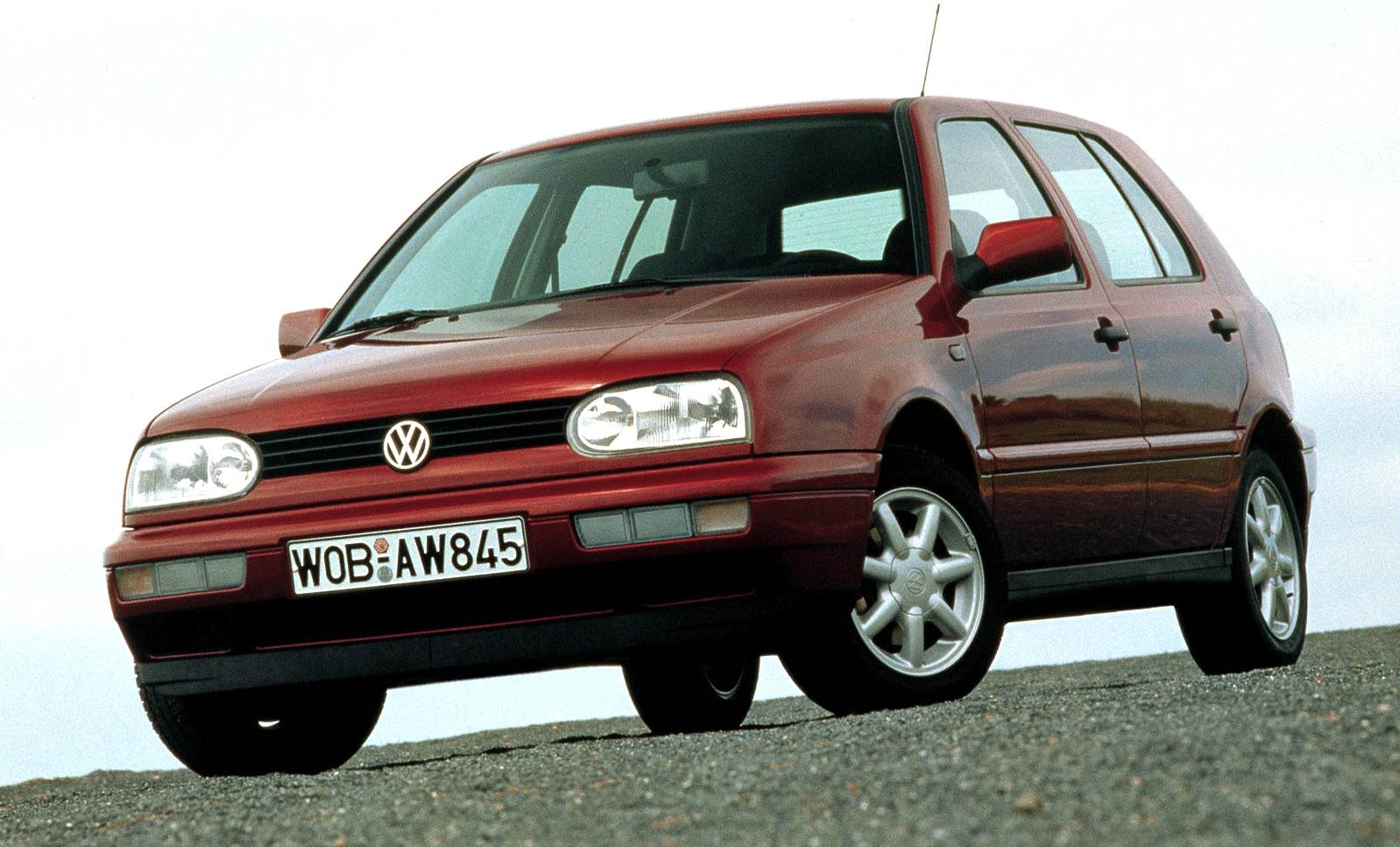 europe 1996 vw golf resists fiat punto assault best selling cars matt 39 s blog. Black Bedroom Furniture Sets. Home Design Ideas